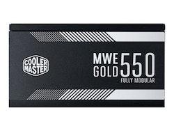 Cooler Master MWE Gold 550 Fully Modular 550Watt