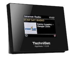 TechniSat DigitRadio 110 IR Svart
