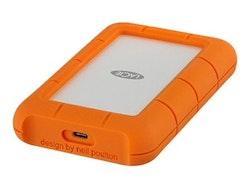 LaCie Rugged USB-C hårddisk STFR5000800 5TB USB 3.1 Gen 1