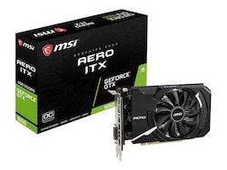 MSI GTX 1650 AERO ITX 4G OC 4GB GDDR5