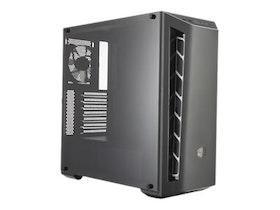 Cooler Master MasterBox MB510L - Miditower - ATX - inget nätaggregat - vit