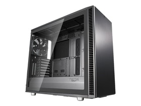 Fractal Design Define Series S2 - Tower - utökad ATX - inget nätaggregat (ATX) - gun metal