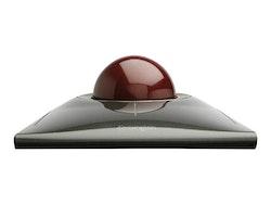Kensington SlimBlade Trackball - Trackball -Svart Röd