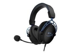HyperX Cloud Alpha S Svart