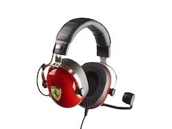 ThrustMaster T.Racing Scuderia - Ferrari Edition Kabling Röd