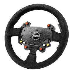 ThrustMaster Rally Wheel Add-on Sparco R383 Mod Svart