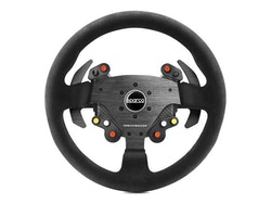 ThrustMaster Rally Wheel Add-on Sparco R383 Mod Svart