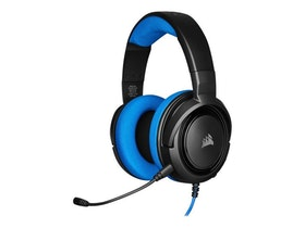 CORSAIR Gaming HS35 Kabling Blå Headset
