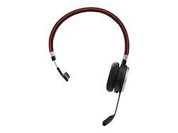 Jabra Evolve 65 MS mono Trådlös Svart Headset