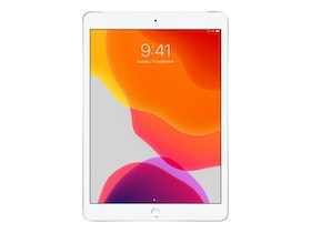"Apple 10.2-inch iPad Wi-Fi Cellular 10.2"" 128GB Silver Apple iPadOS"