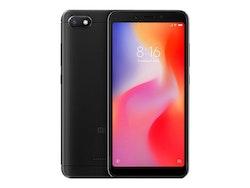 """Xiaomi Redmi 6A 5.45"""" 16GB 4G Svart"""