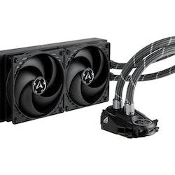 ARCTIC Liquid Freezer II 240 - Vätskekylsystem för CPU-värmeväxlare med integrerad pump