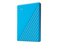 WD My Passport Harddisk WDBYVG0020BBL 2TB USB 3.0