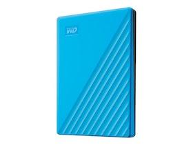 WD My Passport Harddisk WDBPKJ0040BBL 4TB USB 3.0