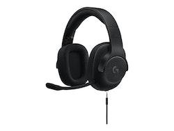 Logitech Gaming Headset G433 Kabling Svart Headset