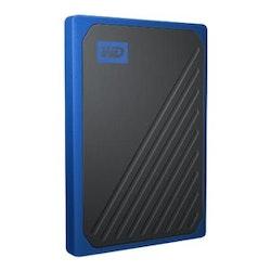 WD My Passport Go SSD WDBMCG5000ABT 500GB USB 3.0