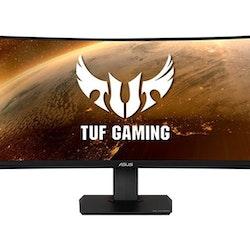 """ASUS TUF Gaming VG35VQ 35"""" 3440 x 1440 HDMI DisplayPort 100Hz"""
