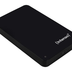 "Intenso Harddisk Memory Station 500GB 2.5"" USB 2.0 5400rpm"