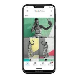 """Motorola Moto G7 Power 6.2 """"64GB 4G Lilla"""