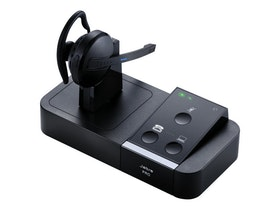 Jabra PRO 9450  - Headset - konvertibel - DECT - trådlös