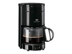 Braun Aromaster KF 47 - Kaffemaskine - 10 kopper - svart