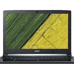 "Acer Aspire 5 17,3"" I3-7020U 4GB 256 GB Grafik 620 Windows 10 Home 64-bit"