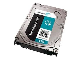 "Seagate Surveillance HDD Harddisk ST6000VX0001 6TB 3,5 ""SATA-600"