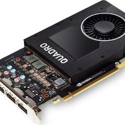 NVIDIA Quadro P2200 5GB GDDR5X
