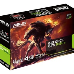 ASUS CERBERUS-GTX1050TI-A4G 4GB GDDR5
