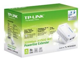 TP-Link TL-WPA4220 - Brygga - HomePlug AV (HPAV) - 802.11b/g/n