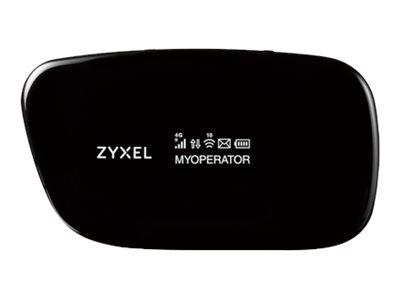 Zyxel WAH7608 LTE Portable Router Mobilt hotspot 150Mbps Ekstern