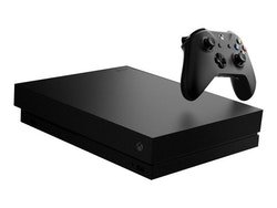 Microsoft Xbox One X 1TB Svart Metro Saga Bundle