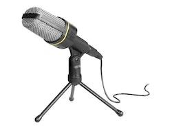 Tracer Screamer Mikrofon Kabling