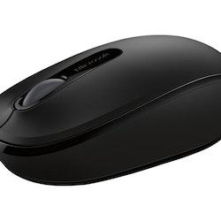 Microsoft Wireless Mobile Mouse 1850 Optisk Trådlös Svart