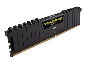 CORSAIR Vengeance DDR4 8GB kit 2666MHz CL16 - icke-ECC