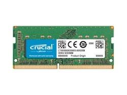 Crucial DDR4 16GB 2400MHz CL17 - icke-ECC - SO-DIMM 260-PIN