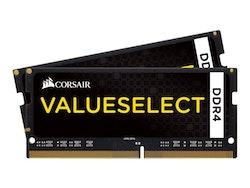 CORSAIR Value Select DDR4 8GB kit 2133MHz CL15 - icke-ECC - SO-DIMM 260-PIN