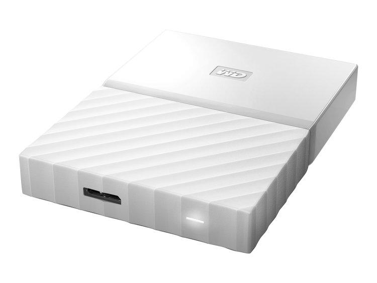 WD My Passport Harddisk WDBS4B0020BWT 2TB USB 3.0
