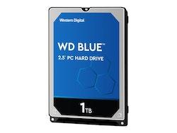 """WD Blue Harddisk WD10SPZX 1TB 2,5 """"SATA-600 5400 rpm"""
