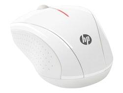 HP X3000 Optisk Trådlös Vit