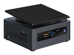Intel Next Unit of Computing Kit NUC7CJYH Mini PC J4005 0MB 0GB