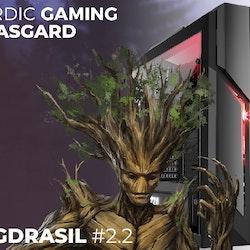Yggdrasil # 2.2 Ryzen 5 2600 8GB 250GB GTX 1660 6G