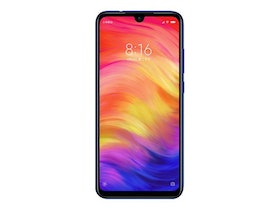 "Xiaomi Redmi Note 7 6.3"" 64GB 4G Blå"