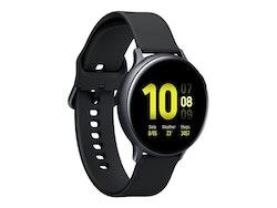Samsung Galaxy Watch Active 2 - 44 mm - aqua black aluminum - smart klocka