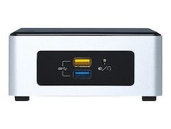 Intel Next Unit of Computing Kit NUC5PPYH Mini PC N3700 0MB 0GB No-OS