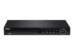 TRENDnet TV-NVR216 - NVR - 16 channels - networked - rack-mountable