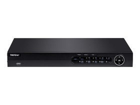 TRENDnet TV-NVR216 - NVR - 16 channels - networked - rack-mountable