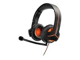 ThrustMaster Y-350CPX 7.1 Powered Kabling Orange Svart Headset