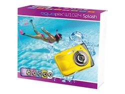 Easypix Aquapix W1024 Splash - Digital kamera Gul