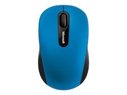 Microsoft Bluetooth Mobile Mouse 3600 Optisk trådlös Blå